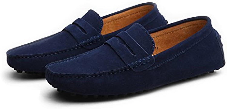 Yajie-scarpe, 2018 Mocassini da Uomo Mocassini eleganti da uomo uomo uomo in pelle scamosciata Mocassini casual in pelle... | Di Qualità Fine  15530a