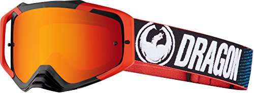 Dragon Goggles MXV MAX Factor/Red Ion