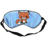 A Cute Fox 99% Eyeshade Blinders Sleeping Eye Patch Eye Mask Blindfold For Travel Insomnia Meditation preisvergleich bei billige-tabletten.eu