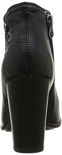 Hilfiger Denim - Jade 6a, Bottes Femme Noir (noir (990 Noir))