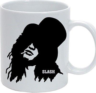 Tazza Slash mug heavy metal merchandising gun's roses AXL