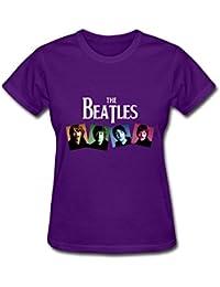 Bravado - Camiseta - Hombre - The Beatles Logo Juniors (Camiseta)