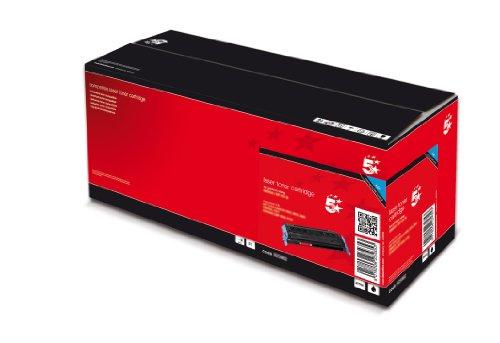 5 Star Office Q7553A Toner für HP Drucker Laserjet P2015 Stück, schwarz