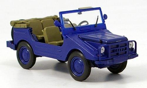 DKW Munga, offen, THW, Modellauto, Fertigmodell, Starline 1:43