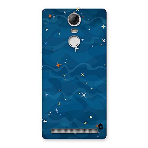 Ghantakart.com Stars-Space Back Case Cover for Lenovo Vibe K5 Note