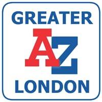 Greater London A-Z by Zuti