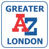 Greater London A-Z by Zuti