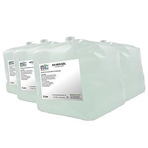 IPL Gel Epimed, IPL Kontaktgel für Haarentfernung, 4 x 5 l Cubitainer