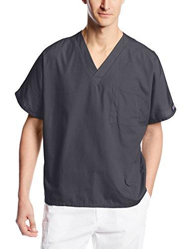 Cherokee Uniforms Klassisch: Unisex Kasack, Zinn, Gr. M (Da:42/44 - Medizinische Uniformen Cherokee