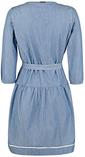 Vive Maria Denim Girl Dress Abito blu Blu