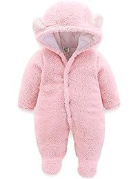 fe9f68415 Amazon.co.uk  Pink - Snowsuits   Snow   Rainwear  Clothing
