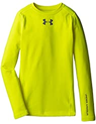 Under Armour Cg Evo Fitted Mock Maillot thermique manches longues Garçon
