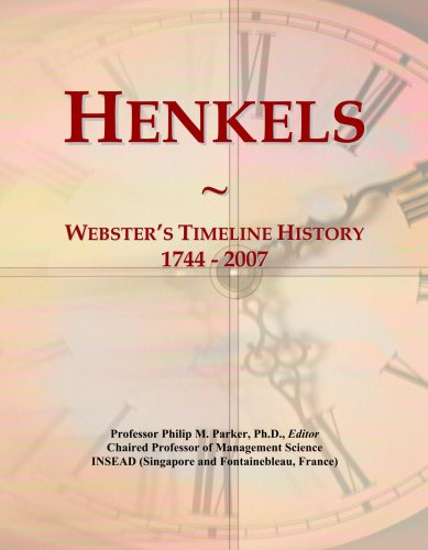 henkels-websters-timeline-history-1744-2007