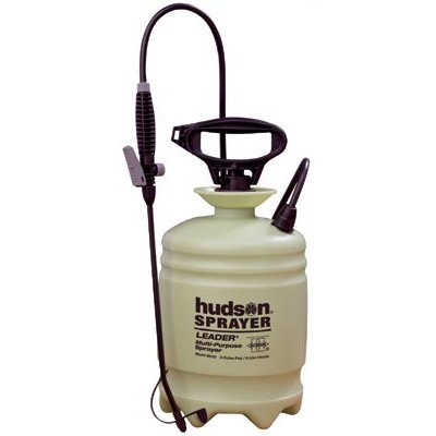 Poly Sprayer (HD Hudson 451-60182 Leader 2 Gallon Poly Sprayer)