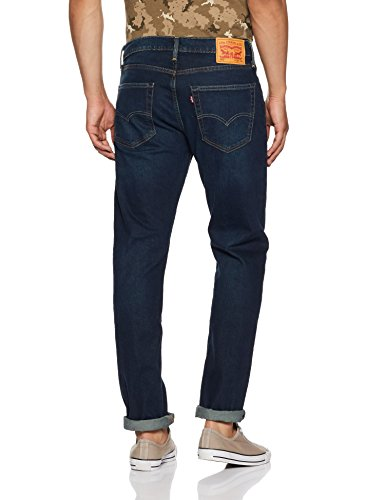 Levi's Men's 502 Regular Taper Fit Jeans (56721-0000_Blue_36W x 32L)