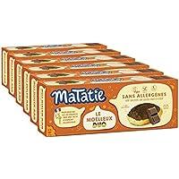 Matatie Moelleux Duo | Sans allergènes* & sans gluten | Lot de 6 paquets