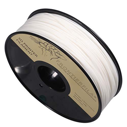 Nylon 1kg 1.75mm blanco - Filamento per stampante 3D - FrontierFila
