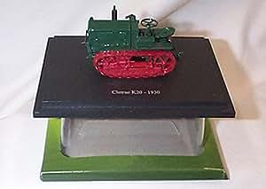 Cletrac K 20, vert, 1930, voiture miniature, Miniature déjà montée, SpecialC.-17 1:43