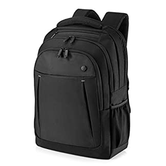 HP 17.3 Business Backpack – Funda (Mochila para Tablet, 43,9 cm (17.3″), 840 g, Negro)