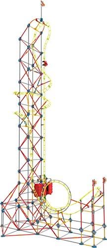 Knex - Sky Sprinter - Achterbahn-Bausatz - 797 Bausteine