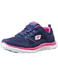 Skechers Flex Appeal Adaptable Damen Sneakers