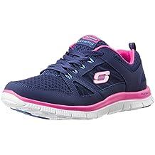 Skechers Flex Appeal - Adaptable - Zapatillas de deporte para mujer