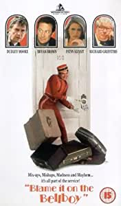 Blame It On The Bellboy [VHS] [1992]
