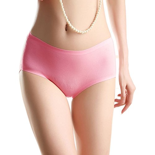 Bikinihöschen Frauen Modal Gewebe In Der Taille Dreieck Baumwolle Packung Hip Hip Gesäss A8