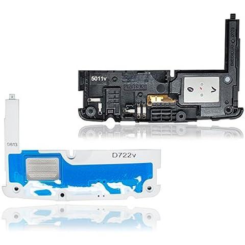 LG D722 G3S BUZZER ANTENNA WHITE ORIGINALE -