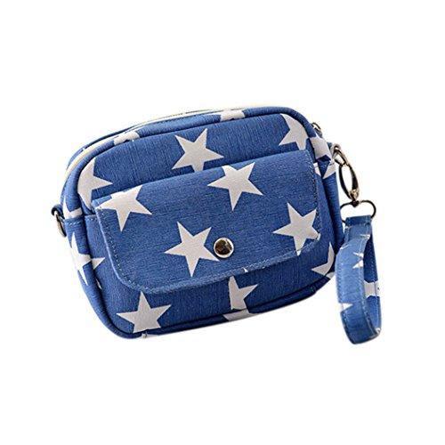 Goodtimes28, Borsa A Tracolla Da Donna, Blu (blu) - 4109d15qa150 Cielo Blu