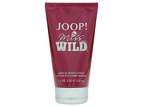 Joop! Miss Wild femme / woman, Bodylotion, 1er Pack (1 x 150 ml)