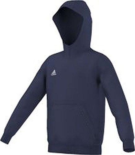 adidas Jungen Kapuzenpulli Core 15 Hoody Youth bleu nuit/blanc