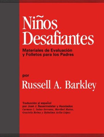 Defiant Children Spanish Supplement por Barkley.