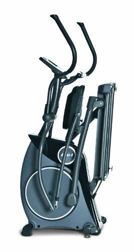 Horizon Fitness Elliptical Ergometer Andes 8, Anthrazit/ Schwarz, 100682 - 4