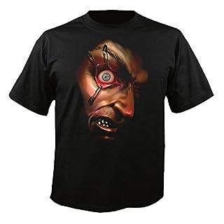 Digital Dudz Shirt, Motiv: Verzweifeltes bewegliches Auge mehrfarbig M