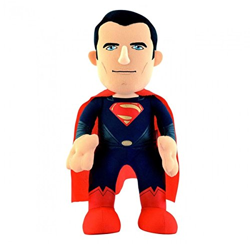 Bleacher Creatures Dc Comics: Man of Steel-Superman 10 in Plush