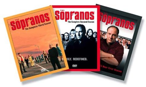 Click for larger image of Sopranos: Complete Seasons 1-3 [DVD] [1999] [Region 1] [US Import] [NTSC]