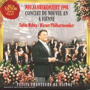 Concert du nouvel an à Vienne 1998