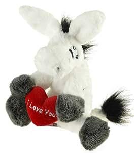 Heunec 686779 - My little Murphy I love You mit Herz 14 cm