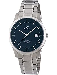 Time Piece Herren-Armbanduhr XL Titan Analog Quarz TPGT-50246-31M