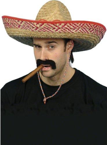 Generique - Sombrero Mexicain Adulte