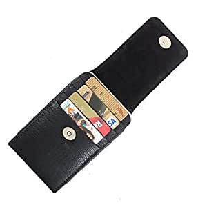 DooDa PU Leather Pouch Case Cover With Magnetic Closure For Blackberry Bold 9790