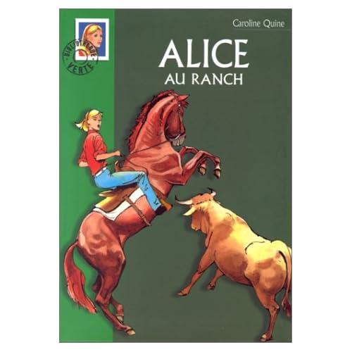 Alice au ranch