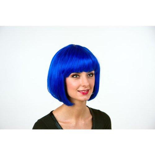 Perücke Lilo, blau (Lilo Kostüm Für Erwachsene)