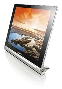 Lenovo Yoga 10 25,4 cm (10 Zoll) Tablet-PC (ARM MTK 8389, 1,2 GHz, 1GB RAM, 16GB eMMC, 3G/UMTS, Touchscreen Android 4.2, ) silber
