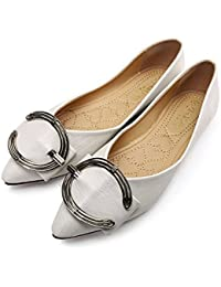 GAOLIM Zapatos De Mujer Y Versátil Boca Superficial Solo Zapatos Femeninos Zapatos De Ocio De Primavera Y Verano...