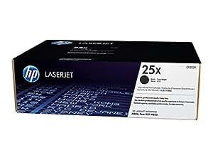HP - Hewlett Packard LaserJet Enterprise M 806 dn (25X / CF 325 X) - original - Toner black - 40.000 Pages