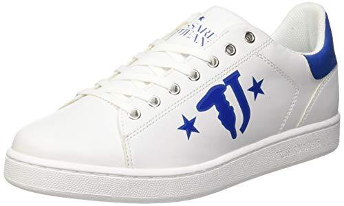 02159de1bfd5 Trussardi Jeans Sneakers, Sneaker Uomo, Blu (Blue Lard 750 U280), 42