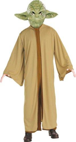Yoda-Kostüm aus Star Wars? für Herren - M / (Yoda Meister Kostüm)