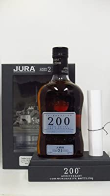 Isle of Jura 21 Year Old 44% Single Malt Whisky